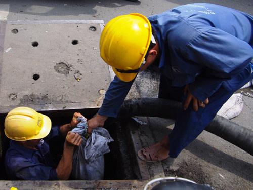 Thông cầu cống nghẹt tại Đà Nẵng giá rẻ - chất lượng